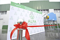 Opening of a new ALFA Smart Agro plant for crop protection products manufacturing!